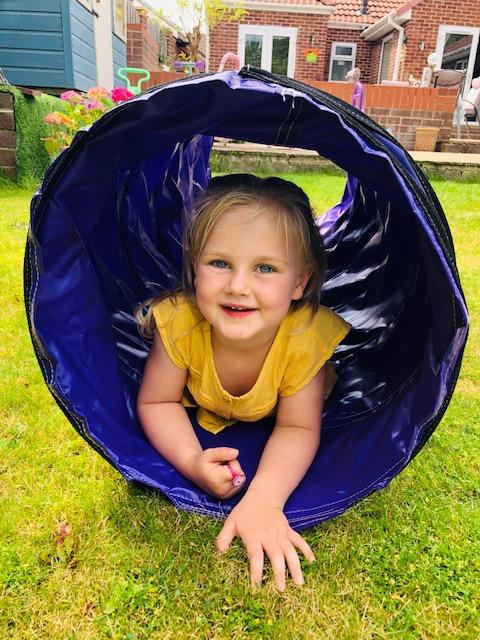 Children's Play Tunnel